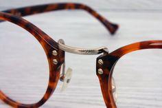 Handmade Eyewear Vintage Style Eyeglasses Engraved by Antiqueelse