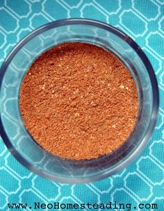 Sultry and Spicy, Ras el Hanout Spice Blend   Neo-Homesteading
