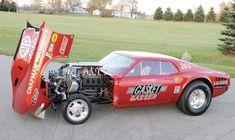 """Mr Gasket"" 1969 Ford Boss 429 Mustang"