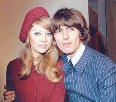 Ringo Starr, Eric Clapton, Paul Mccartney, John Lennon, George Harrison Pattie Boyd, Something In The Way, Chance Chanel, Beatles Songs, The Fab Four
