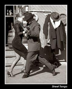 Street Tango by grace3737, via Flickr