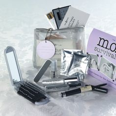 Mother of the Bride Survival Kit | #exclusivelyweddings | #motherofthebride