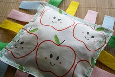 DIY Handmade Baby Toys : DIY Toy: Make a Crinkle Toy From Scrap Plastic