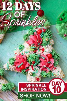 12 Days of Christmas Inspo: Day 10 – Sprinkle Pop