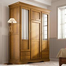 Free delivery over to most of the UK ✓ Great Selection ✓ Excellent customer service ✓ Find everything for a beautiful home Bedroom Furniture Design, Bathroom Interior Design, Closet Colors, Rustic Chic Decor, Wooden Wardrobe, Cupboard Design, Wardrobe Design, Furniture Inspiration, Luxurious Bedrooms