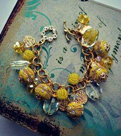 Jesse James bead bracelet