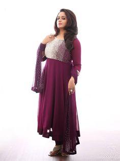 3ca74f5de8 Laksyah - Anarkalis #Boutiques_in_Kochi Kavya Madhavan Saree, Anarkali Dress,  Anarkali Suits, Indian