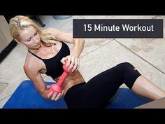Rock Solid Abs Workout - YouTube