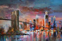 Willem Haenraets - New York Brooklyn Bridge