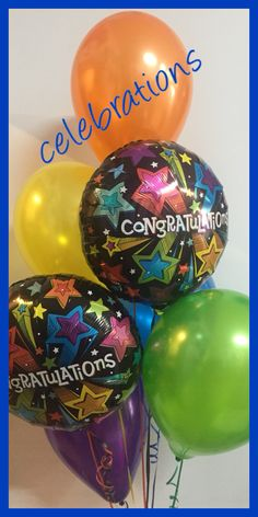 Show them your really proud of them with with congrats bouquet floating time upto 3 weeks available from celebrations  www.celebrationsnsw.com