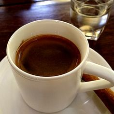 เอสเพรสโซ | Espresso @ บ้านสวนกาแฟ | Baan-Suan-Ka-Fé