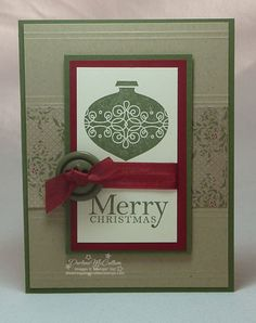 Tags til Christmas Card by darhm - Cards and Paper Crafts at Splitcoaststampers