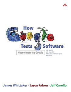 how google tests software pdf free download