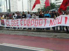 Budak Freeport | Love Papua