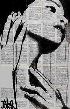 View LOUI JOVER's Artwork on Saatchi Art. Find art for sale at great prices from artists including Paintings, Photography, Sculpture, and Prints by Top Emerging Artists like LOUI JOVER. Pop Art, Newspaper Art, Foto Transfer, Bd Comics, Art For Art Sake, Art Plastique, White Art, Amazing Art, Awesome