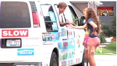 What would you do if you went up to an ice cream truck asking for a Choco Taco and got broccoli instead? That's exactly what happens in this funny prank... #funny #healthy