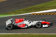 P23: Vitantonio Liuzzi (ITA) - HRT-Cosworth F111 - 0 Points #motorsport #racing #f1 #formel1 #formula1 #formulaone #motor #sport #passion