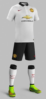 MANCHESTER UNITED 2014/15 away