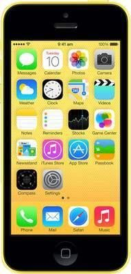 Apple iPhone 5C(Yellow, 32 GB)