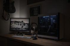 Halfphild's Completed Build - Ryzen 7 1700X 3.4GHz 8-Core, GeForce GTX 1070 8GB Dual Series, Carbide 400C White ATX Mid Tower - PCPartPicker