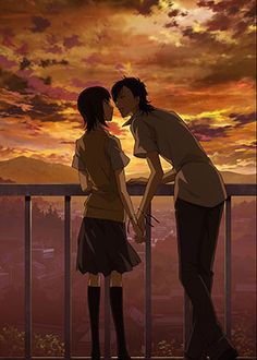 "Say, ""I Love You"". - Anime News Network  The anime"
