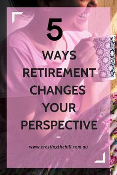 Have you wondered what retirement will be like? Are you worried you'll be bored? There are certainly changes that come with it - but they're all good and boredom isn't one of them! Retirement Strategies, Retirement Advice, Happy Retirement, Retirement Planning, Retirement Benefits, Self Development Courses, Personal Development, Leaving Work, Learning To Let Go