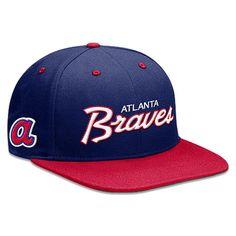 Atlanta Braves Cooperstown Snapback Adjustable Cap by Nike