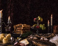 An Epic 'Game of Thrones' Menu for Die-Hard Fans | Bon Appetit