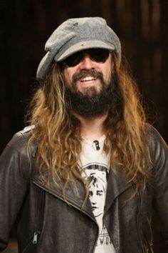 Rob Zombie; he puts on a helluva show!!