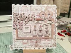 Craftwork Cards Blog Craftwork Cards, Country Charm, Vintage Ephemera, Card Designs, Craft Work, Diy Cards, Cardmaking, Vintage Ladies, Card Ideas