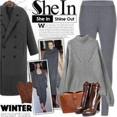 SheIn - Winter essentials!