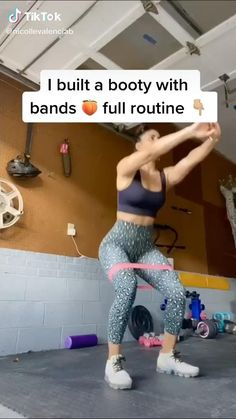 Fitness Workouts, Gym Workout Videos, Gym Workout For Beginners, Fitness Workout For Women, Fitness Goals, Glute Workouts, Leg And Glute Workout, Buttocks Workout, Resistance Workout