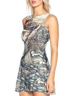 Water Spirit Play Dress - LIMITED (AU $85AUD / US $60USD) by Black Milk Clothing