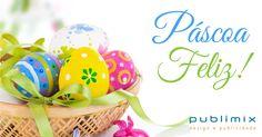 PUBLIMIX - Feliz Páscoa!  A Publimix vem desejar a todos uma feliz Páscoa.   Visite o nosso site: https://publimix.pt
