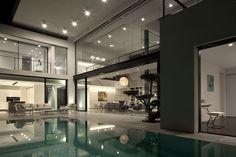 Contemporary Bauhaus on the Carmel