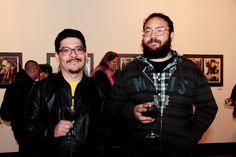 Gibicon 2 - setembro de 2014, abertura.