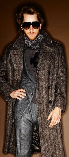 Tom Ford Fall/Winter 2012 Lookbook