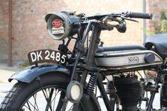 Norton 16H 1923