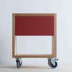Box + drawer + colour + wheels – The Plywood Box Company