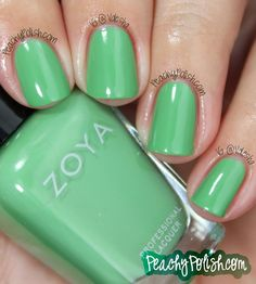 Zoya - Josie // Stunning Collection; Summer 2013