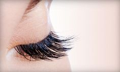 Groupon - Eyelash Extensions with Optional Fill Set, Eye Treatment, Brow Shape, and Tint at Free Spirit Skincare (Up to 78% Off) in Gresham (Downtown Gresham). Groupon deal price: $59.00