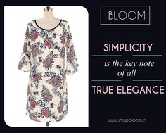 Get this simple yet elegant top that is stylish yet comfortable . #casual #style #OOTD #ShopTillYouDrop #Bloom #Print #MaxiDress #Womenswear #Trendy #Shortandsweet #DelhiDiaries #IndianFashion #DelhiMalls #Fashionable #Necklace #Earrings #Bracelets #Instamood #Dressitup #Delhi #Popular #Monochrome #RetailTherapy #outfitoftheday #shopbloom