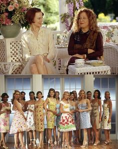 The real wives vs Stepford Wives Real Wife, Perfect Wife, Bette Midler, Sr1, Desperate Housewives, Perfect Relationship, Domestic Goddess, Photo Hosting, Nicole Kidman