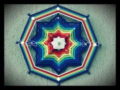 Mandala Arco Íris - Ref: MLAI 02