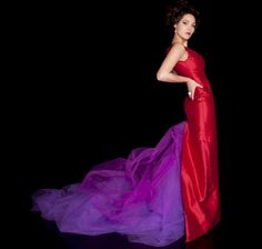 Opera Fresh: Barbara Bonney Has Second Career at LUNA DressDesign