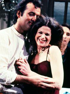 Bill Murry & Gilda Radner.  Funniest cast members of SNL in my opinion.