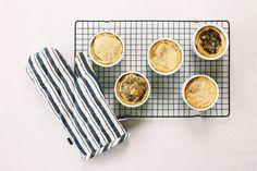 Pureharvest. Mushroom and Vegetable Pot Pies - Pureharvest.