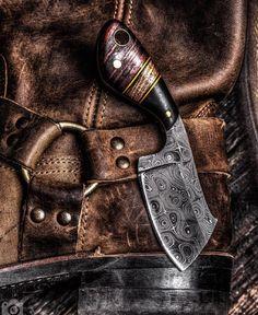 Bilt Sharp Boot Cleaver