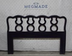 #2224-01892 Customizable Transitional #Queen #Headboard by MegMade,  View more on the LINK: http://www.zeppy.io/product/gb/3/286382279/