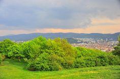 Une ville où il est impossible de trouver un coin de nature tranquille.   28 raisons de ne jamais aller à Saint-Etienne